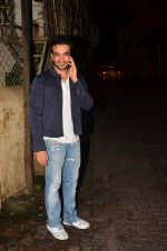 Punit Malhotra snapped at recording studio with new tattoo on chest on 10th Aug 2016
