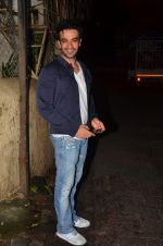 Punit Malhotra snapped at recording studio with new tattoo on chest on 10th Aug 2016 (12)_57ac49db9166e.JPG