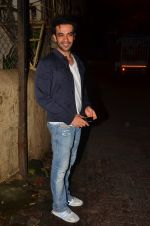Punit Malhotra snapped at recording studio with new tattoo on chest on 10th Aug 2016 (7)_57ac49d64cd2c.JPG