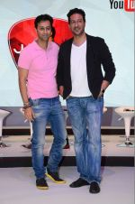 Salim Merchant, Sulaiman Merchant at the launch of Qyuki_s Jammin on 10th Aug 2016 (48)_57ac48471aed8.JPG