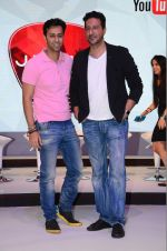 Salim Merchant, Sulaiman Merchant at the launch of Qyuki