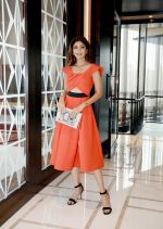 Shilpa Shetty during the press confrence to announce the stars & Superstars of Social Media outlook Social media Awards at Hotel Hyatt Regency,New Delhi on 10th Aug 2016(15)_57ac48bedc1c6.JPG