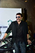 Sunny Deol at The BKT Launch of its First Two Wheeler Tyre Series in JW Marriott, Aerocity, New Delhi on 10th Aug 2016 (12)_57ac4a11ec8b5.JPG