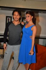 Tiger Shroff, Jacqueline Fernandez shoot at the promotion of The Flying Jatt on 10th Aug 2016 (16)_57ac4a6955b29.JPG
