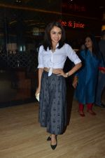 Amruta Khanvilkar at Sai Tamhanakar_s film screening in Mumbai on 11th Aug 2016 (11)_57ad989d847be.JPG