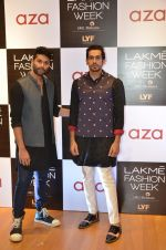 Kunal Rawal at Aza in association with Lakme Fashion Week with emerging designers on 11th Aug 2016 (131)_57ad975fca821.JPG