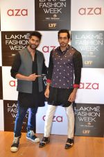 Kunal Rawal at Aza in association with Lakme Fashion Week with emerging designers on 11th Aug 2016 (136)_57ad976c534fd.JPG