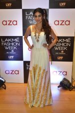 Mouni Roy at Aza in association with Lakme Fashion Week with emerging designers on 11th Aug 2016 (26)_57ad9773dd341.JPG