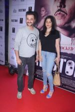 Sanjay Kapoor, Maheep Kapoor at Rustom screening in Sunny Super Sound on 11th Aug 2016 (58)_57ad9ac43eb31.JPG