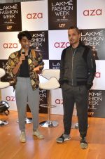 at Aza in association with Lakme Fashion Week with emerging designers on 11th Aug 2016 (111)_57ad97f009aaa.JPG