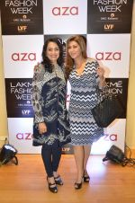 at Aza in association with Lakme Fashion Week with emerging designers on 11th Aug 2016 (151)_57ad982c670a7.JPG