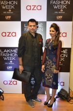 at Aza in association with Lakme Fashion Week with emerging designers on 11th Aug 2016 (73)_57ad97b41682e.JPG