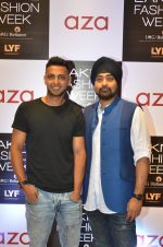 at Aza in association with Lakme Fashion Week with emerging designers on 11th Aug 2016 (79)_57ad97c3268ed.JPG