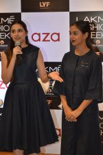 at Aza in association with Lakme Fashion Week with emerging designers on 11th Aug 2016 (104)_57ad97e58de36.JPG