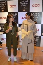 at Aza in association with Lakme Fashion Week with emerging designers on 11th Aug 2016 (106)_57ad97e7d00a8.JPG