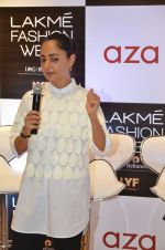 at Aza in association with Lakme Fashion Week with emerging designers on 11th Aug 2016 (114)_57ad97f46c736.JPG