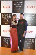 at Aza in association with Lakme Fashion Week with emerging designers on 11th Aug 2016 (132)_57ad9810581fe.JPG
