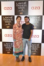 at Aza in association with Lakme Fashion Week with emerging designers on 11th Aug 2016 (134)_57ad9812aa558.JPG