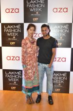 at Aza in association with Lakme Fashion Week with emerging designers on 11th Aug 2016 (136)_57ad9815c984f.JPG