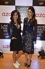 at Aza in association with Lakme Fashion Week with emerging designers on 11th Aug 2016 (20)_57ad97487ba60.JPG