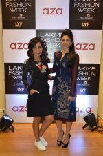 at Aza in association with Lakme Fashion Week with emerging designers on 11th Aug 2016 (21)_57ad9749c790b.JPG