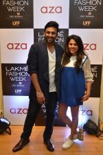 at Aza in association with Lakme Fashion Week with emerging designers on 11th Aug 2016 (45)_57ad977846874.JPG