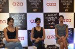 at Aza in association with Lakme Fashion Week with emerging designers on 11th Aug 2016 (54)_57ad979330490.JPG