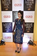 at Aza in association with Lakme Fashion Week with emerging designers on 11th Aug 2016 (66)_57ad97a12d153.JPG