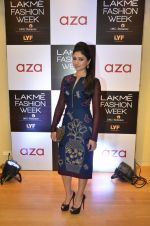 at Aza in association with Lakme Fashion Week with emerging designers on 11th Aug 2016 (67)_57ad97a289778.JPG