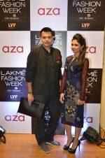 at Aza in association with Lakme Fashion Week with emerging designers on 11th Aug 2016 (72)_57ad97b289aa7.JPG