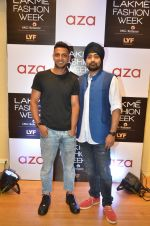 at Aza in association with Lakme Fashion Week with emerging designers on 11th Aug 2016 (77)_57ad97be8b53b.JPG