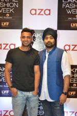 at Aza in association with Lakme Fashion Week with emerging designers on 11th Aug 2016 (78)_57ad97c06289c.JPG