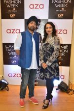 at Aza in association with Lakme Fashion Week with emerging designers on 11th Aug 2016 (81)_57ad97c94e492.JPG