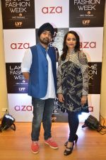 at Aza in association with Lakme Fashion Week with emerging designers on 11th Aug 2016 (83)_57ad97cdbeb3d.JPG