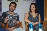 Dia Mirza and Abhay Deol sanpped at Welingkar college on 12th Aug 2016 (29)_57af6fa1afb49.JPG