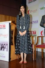 Diana Penty sanpped at Welingkar college on 12th Aug 2016 (71)_57af7099ccafb.JPG