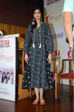 Diana Penty sanpped at Welingkar college on 12th Aug 2016 (73)_57af709d8446d.JPG