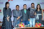 Diana Penty, Dia Mirza, Sanjay Nirupam and Abhay Deol sanpped at Welingkar college on 12th Aug 2016
