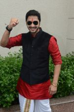 Shreyas Talpade at the poster launch of Wah Taj on 12th Aug 2016 (33)_57af6ef49d34e.JPG