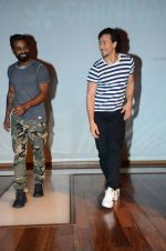 Tiger Shroff and Remo Dsouza promote A Flying Jatt at RCity on 12th Aug 2016 (24)_57af66acb7138.jpg