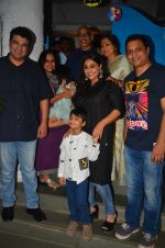 Vidya Balan snapped at a bday bash for kids on 12th Aug 2016 (20)_57af6c1f2dd6c.JPG