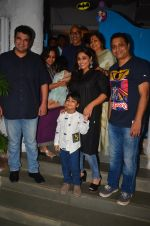 Vidya Balan snapped at a bday bash for kids on 12th Aug 2016