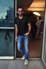 Abhay Deol at Happy Bhag Jayegi photo shoot in Mumbai on 13th Aug 2016
