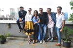 Ali Fazal, Diana Penty, Krishika Lulla, Abhay Deol, Jimmy Shergill, Mudassar Aziz at Happy Bhag Jayegi photo shoot in Mumbai on 13th Aug 2016