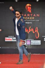 Ali Fazal at NM college Umang fest in Mumbai on 14th Aug 2016 (47)_57b12a480200f.JPG