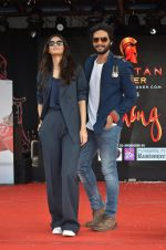 Ali Fazal, Diana Penty at NM college Umang fest in Mumbai on 14th Aug 2016 (70)_57b12b3f95831.JPG