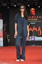 Diana Penty at NM college Umang fest in Mumbai on 14th Aug 2016