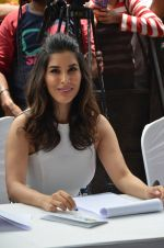 Sophie Choudry at NM college Umang fest in Mumbai on 14th Aug 2016 (18)_57b12a909129a.JPG