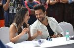 Sophie Choudry, Rithvik Dhanjani at NM college Umang fest in Mumbai on 14th Aug 2016 (16)_57b1299c40ac2.JPG