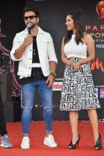 Sophie Choudry, Rithvik Dhanjani at NM college Umang fest in Mumbai on 14th Aug 2016 (20)_57b129fdba73b.JPG